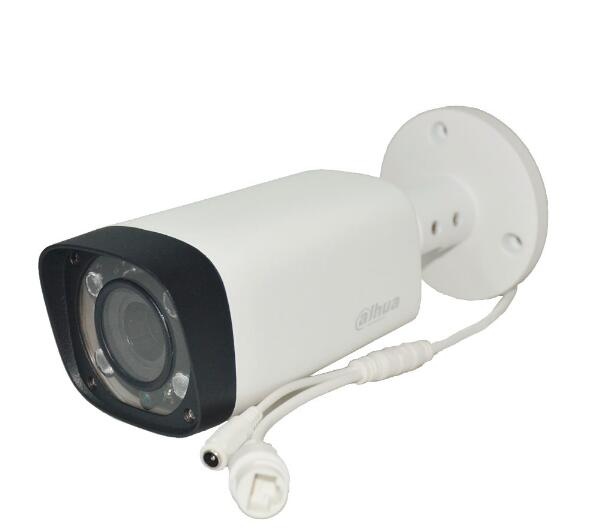 Dahua NVR Security CCTV Camera Kit NVR2108HS-8P-S2 Motorized Zoom Camera IPC-HFW4431R-Z P2P Surveillance System Easy instalL