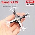 X12S Syma GYRO 2.4G 4CH 6-Axis Mini Nano RC Helicóptero Del Control De Radio del UFO Quadcopter Quad Copter RTF