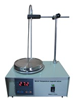 Brand New Digital Thermostatic Hot Plate Magnetic Stirrer Mixer 85 2A Digital Display 0 2400rpm