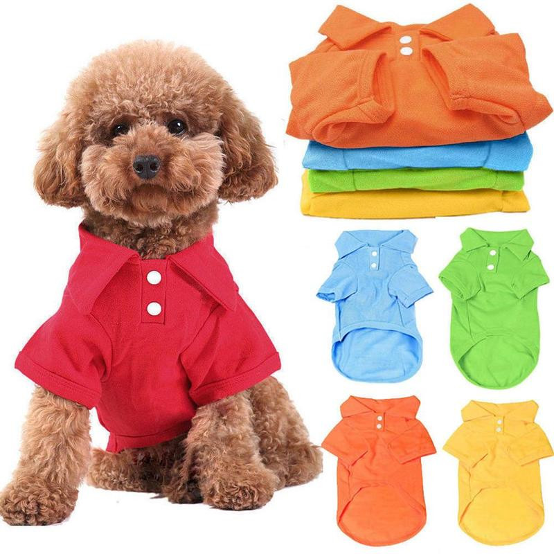 Misterolina-Green-Red-Blue-Dog-Shirt-Summer-Pets-Dogs-Clothing-Short-Sleeve-Cute-Polo-T-Shirts
