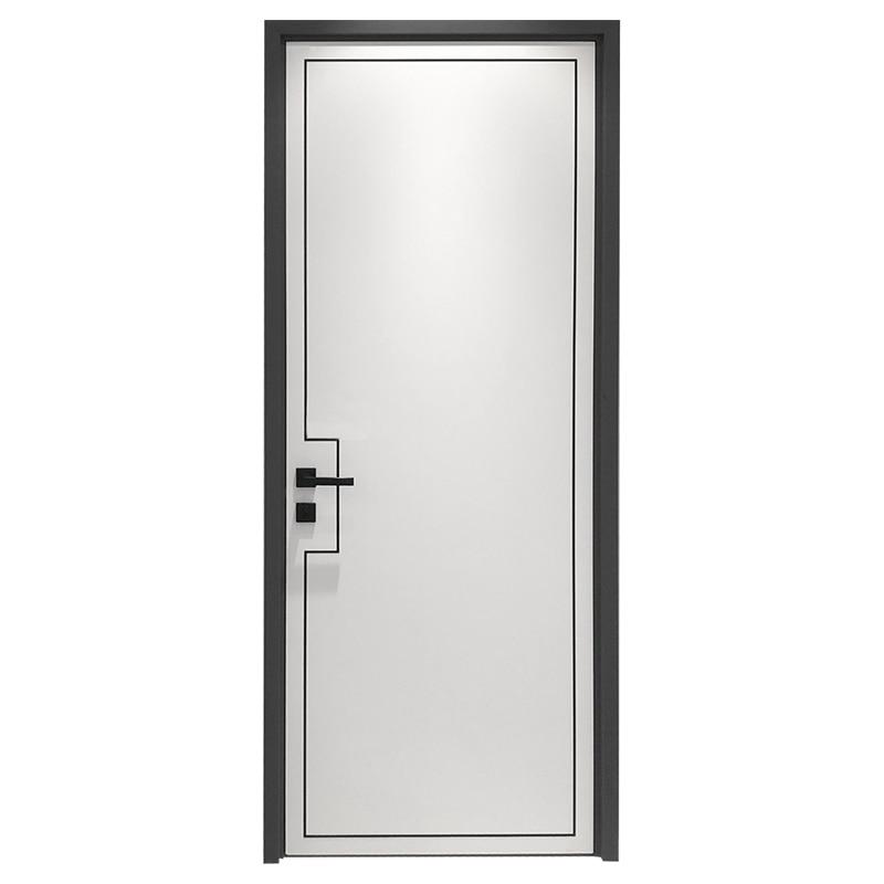 New Design Compound Solid Wooden Door MDF Door Interior Doors Solid Wood Carving Design