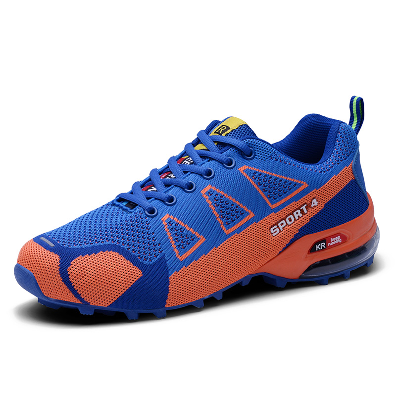 Non-Slip-Shoes Hiking-Shoes-Chaos Explosion-Proof Large-Size New-Fashion