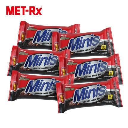 Metrx спортивные белок бар сывороточный протеин порошок дополнение мышцы powerbar energybar для бодибилдинга 33 г * 6 шт.