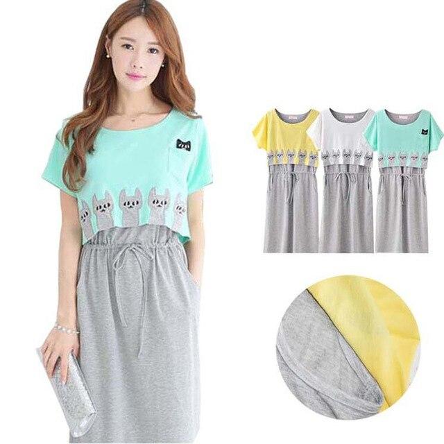 Cute Nursing Dresses