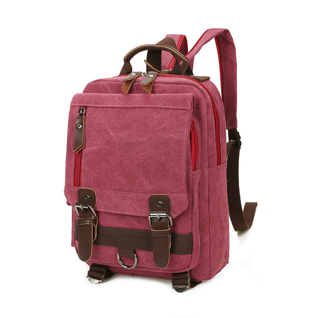 Aliexpress.com : Buy New Best Selling Unisex Canvas Backpacks ...