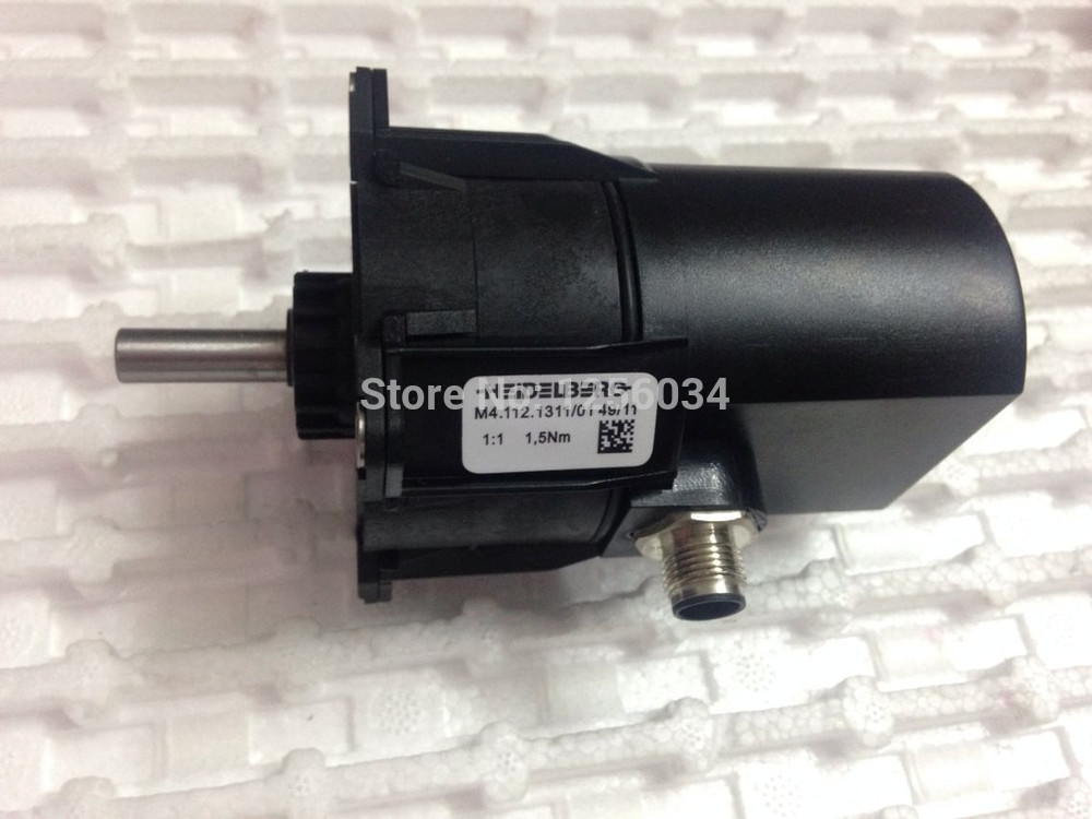 1 piece offset SM74  motor M4.112.1311 printing machine DC motor1 piece offset SM74  motor M4.112.1311 printing machine DC motor