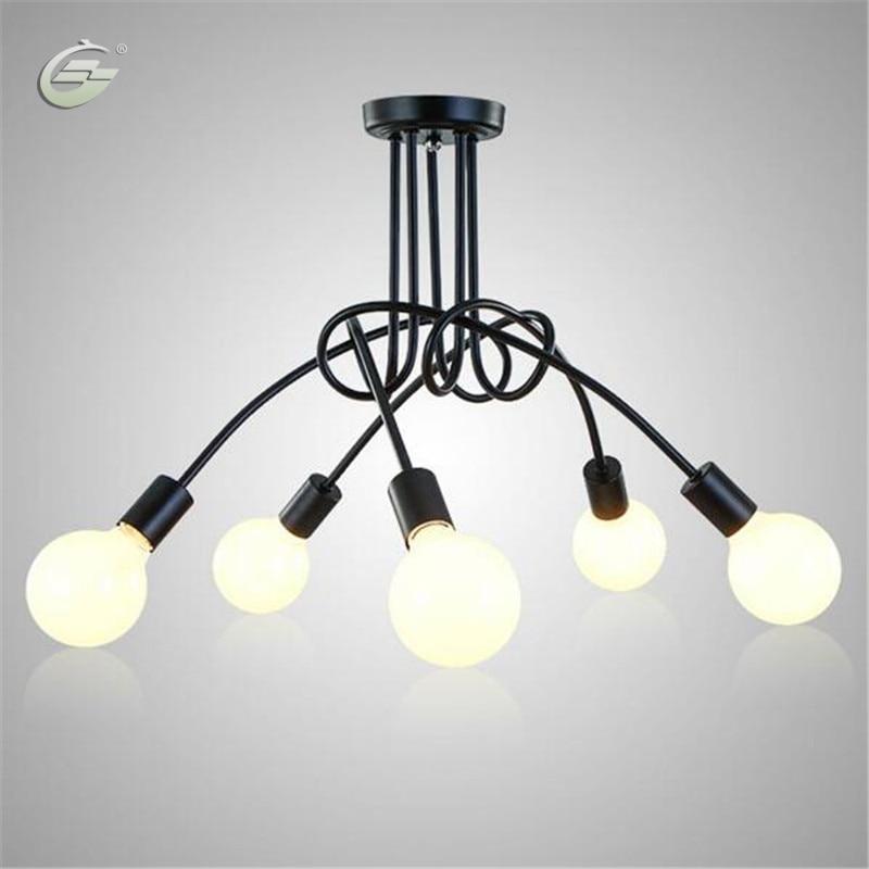 Luzes de Teto lâmpada para quarto sala de Técnica : Pintado