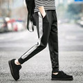 New 2017 autumn  Men's Casual Pants Pants Feet Free Shipping