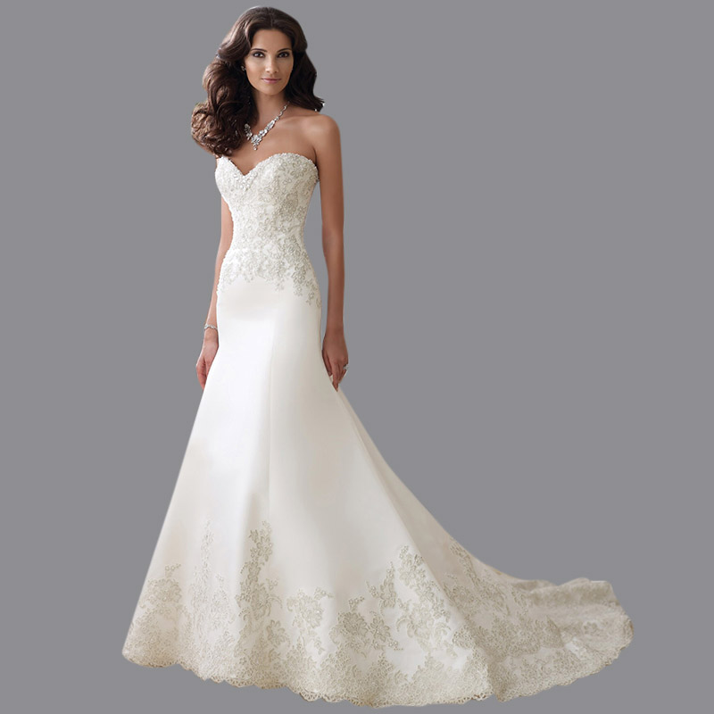 Online Buy Wholesale Wedding Dresses For Mature Brides