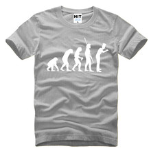 Юмористическая футболка и коротким