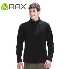 Rax Men Waterproof Windproof Jacket Women Polar Fleece  Outdoor Sports Hiking Jackets Thermal Camping Coats 43-2J053
