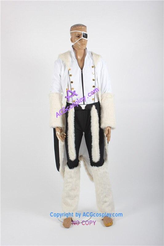 Bleach Coyote Starrk Formular de eliberare Cosplay - Costume carnaval