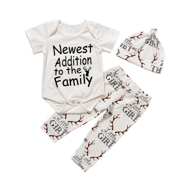 d259d1a05 2018 New baby rompers Newborn Baby boy Girl Short Sleeve Strap ...