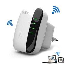 Wireless-N 300 Mbps 2.4G Wifi Repeater/Router 802.11n/g/b Amplificador de Sinal Extensor De Autonomia Mini Sem Fio Sinal De Reforço