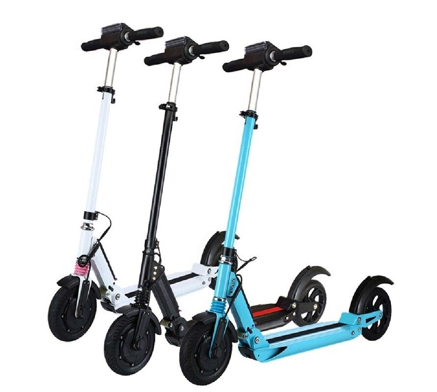 SUPERTEFF d'origine EW4 électrique scooter pliable smart deux-roues électrique scooter smart électrique planche à roulettes avec écran LCD