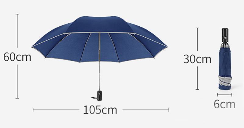 Foldable Automatic Umbrella 6