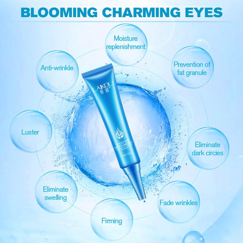 LAIKOU Hijaluronska kiselinska krema za oči krema protiv - Briga o koži - Foto 3