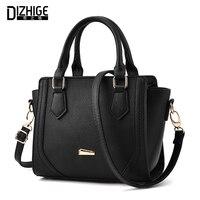 DIZHIGE Brand Fashion Sequined Women Leather Handbags High Quality Luxury Handbags Women Bags Designer Ladies Shoulder