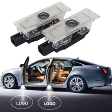 купить 1 Pair Auto Car Door Light Welcome Light Accessories For Dodge Ram 1500 Joury Caliber Durango Caravan LED Car Ghost Shadow Light дешево