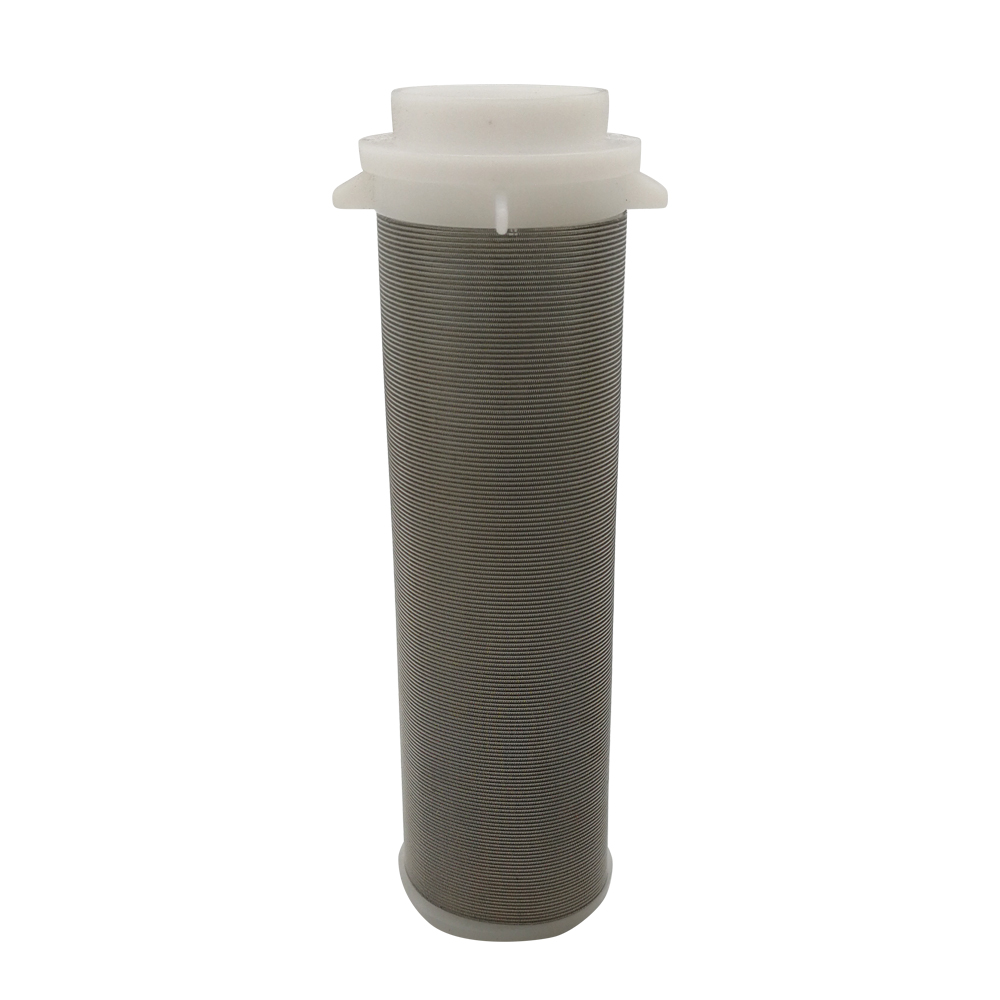 20 micron 40 micron Pre backwash reverse washing back-flushing filter 316 stainless steel filter Water purifier filter