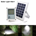 Mini Alpha 180X 35LED 60-230LM 3 Power Modi 5 Meter Kabel Im Freien Garten Metall Solar Powered LED Flutlicht