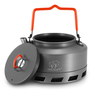 Image 3 - 1.1L Portable Kettle Water Pot Teapot Coffee Pot Indoor Whistling Aluminum Alloy Tea Kettle Outdoor Camping Hiking Picnic Kettle
