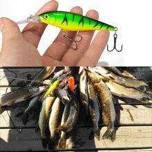Sealurer рыболовная приманка 1 шт. приманка для щуки гольян 11 см 10,5 г Джеркбейт плавание на глубине воблеры кренкбейт