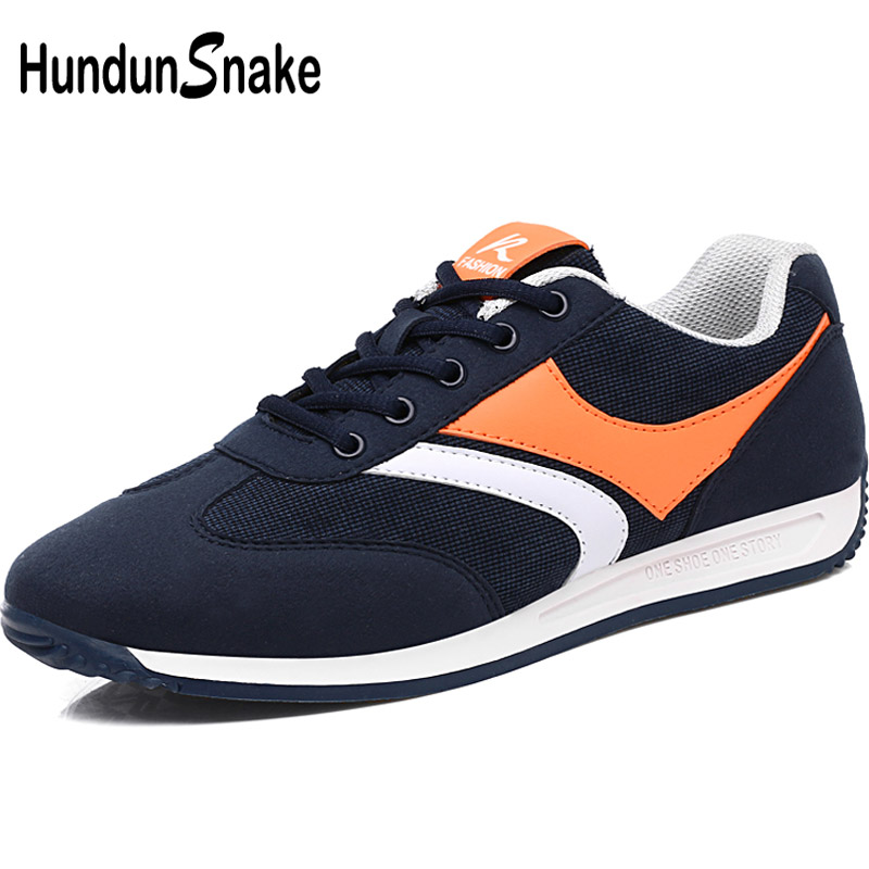 c38cc0fed2b9 Hundunsnake Blue Suede Man Sneakers Male Sports Shoes Mens Running Shoes  Athletic Sport Shoes Men 2018 Krasovki Men Summer T600 - imall.com