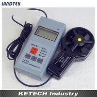 Digital Medidor de Velocidade Do Vento Anemômetro AM4822 Instrumentos de medição de velocidade     -