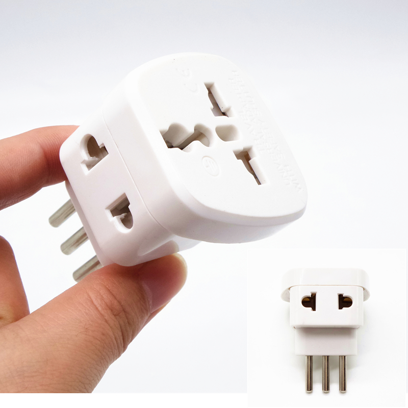 lItaly AC Electrical Plug Converter to AU US EU UK International Travel Universal Adapter AC Electrical Socket