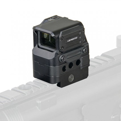 Optical FC1 Red Dot Sight Reflex Sight Holographic Sight for 20mm Rail optical lens 556 black side holographic red