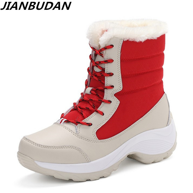 Luxury brand non-slip  snow boots winter comfortable waterproof warm snow shoes Antifreeze wear-resistant women's cotton boots peak sport men bas basketball shoes breathable comfortable sneakers athletic training wear resistant non slip ankle boots