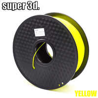 PLA Fliament 1 kg PLA 1.75mm filaments plastic Rubber Consumables Material for 3D printer
