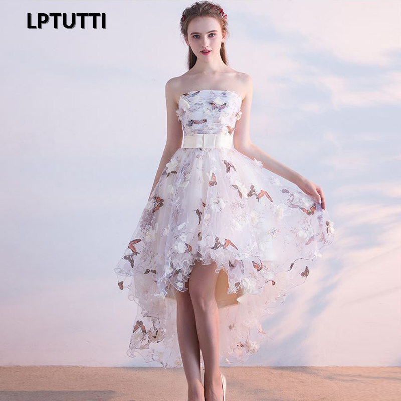 LPTUTTI Strapless Appliques Plus Size New For Women Elegant Date Ceremony Party Prom Gown Formal Gala Luxury Long Evening Dresse