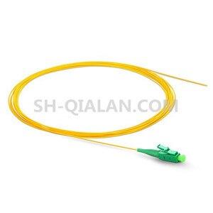 Image 2 - LC APC Pigtail 1m 1.5m 3m 10m Jaqueta LC Monomodo Simplex 0.9 milímetros PVC/ APC Ftth Cabo de Fibra Óptica Fibra Óptica Pigtail
