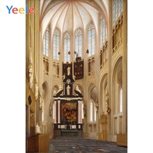 Yeele Magnificence Palace Church Interior Court Photography Backgrounds Personalized Photographic Backdrops For Photo Studio