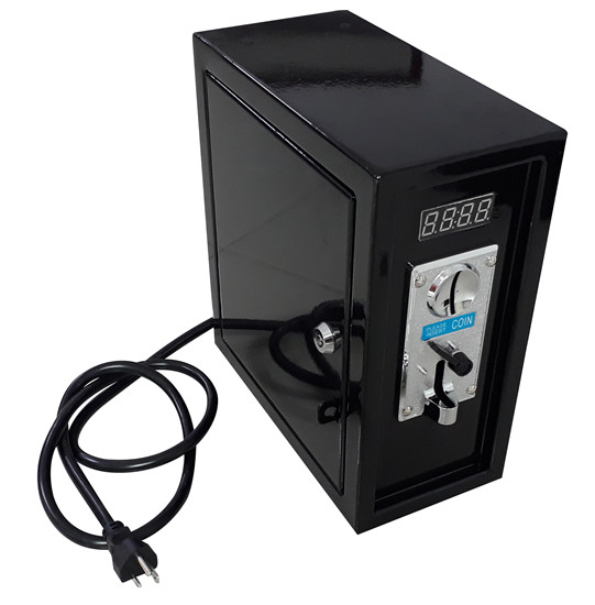 13A 110V US PLUG coin operated Timer Control Board Power Supply box for washing machine, vending machine good quality coin operated tabletop gumball vending machine desktop capsule vending cabinet toy penny in the slot coin vendor