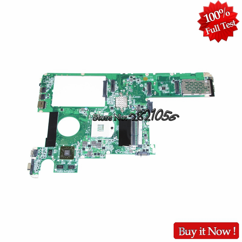 NOKOTION Laptop Motherboard For Lenovo y560 11S1102136 DAKL3AMB8G1 Main board HM55 DDR3 HD 5730 Graphics Full Tested nokotion 646176 001 laptop motherboard for hp cq43 intel hm55 ati hd 6370 ddr3 mainboard full tested