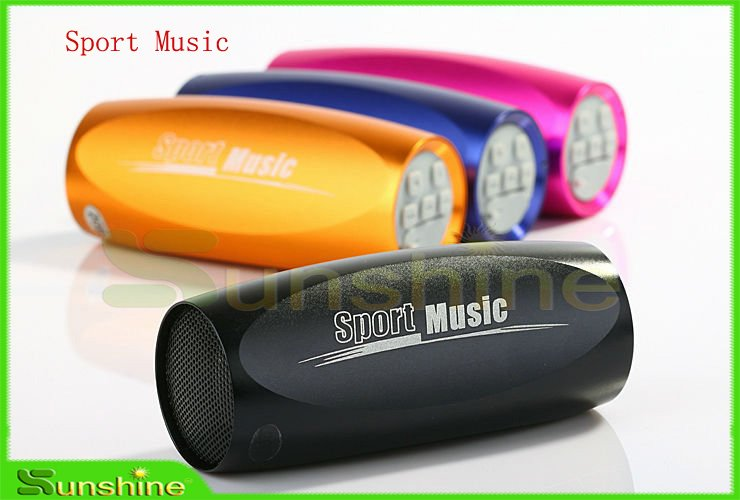 Portable Mini Sound Box Bike Sports Music Mini MP3 Player ...