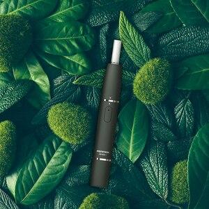 Image 5 - Chauffage pas brûler le kit de Vape 650 mah boîte de batterie Cigarette électronique fumer ajustement avec iqos bâtons vaporisateur de cartouche de tabac