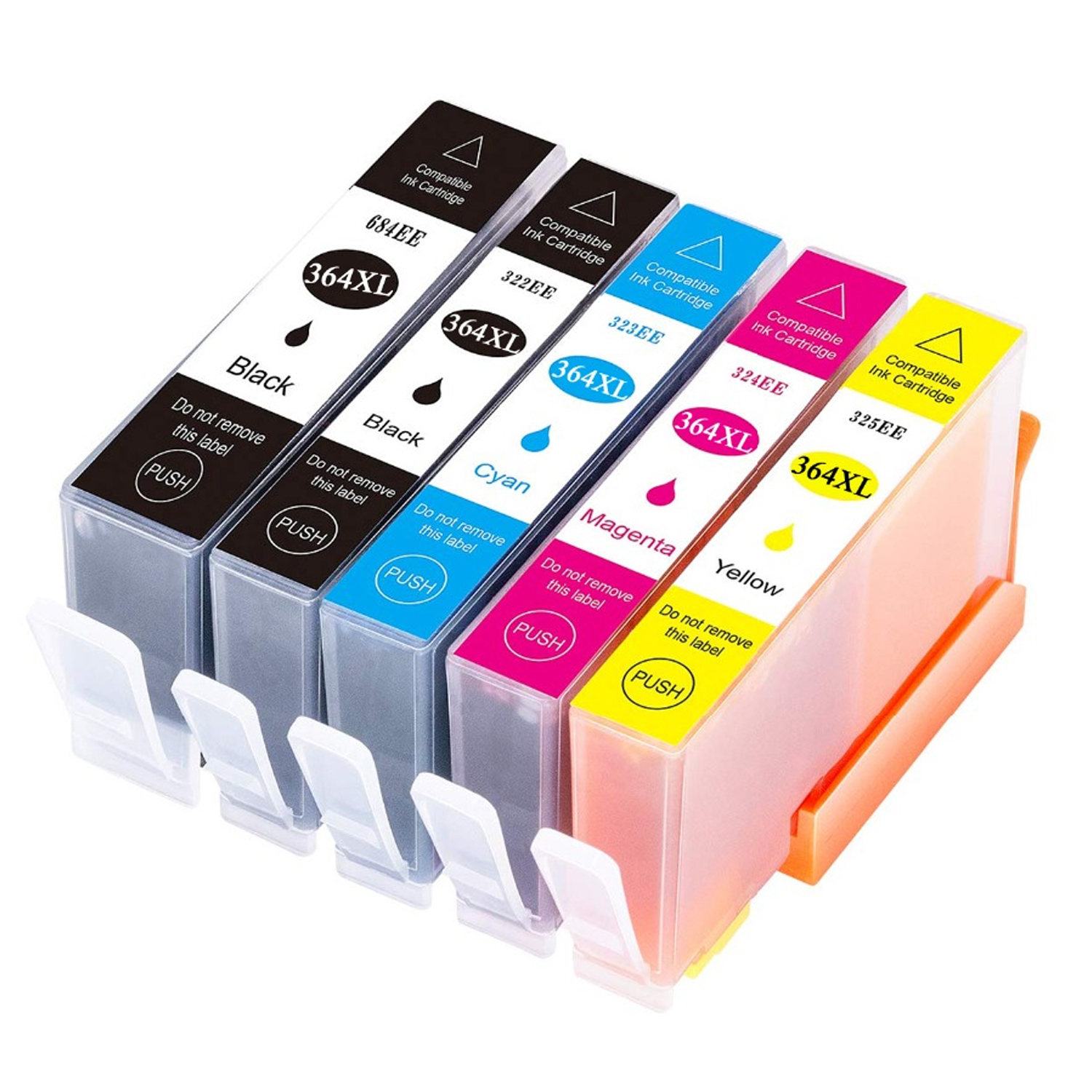 <font><b>364XL</b></font> <font><b>Ink</b></font> Cartridge Replacement for HP 364 XL for hp364 for deskjet 3070A 3520 photosmart 5510 5520 6510 6520 7510 7520 image