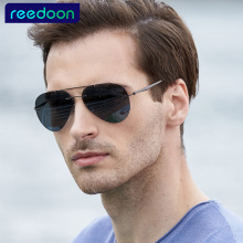 Highest quality Men's Ultralight Titanium frame Rimless Sunglasses Unisex memory frame Polarized Driving Sun Glasses