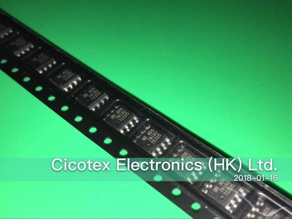 [Electronics Accessories] ADS7816U IC 12-BIT HS SAMPLING A/D 8-SOIC