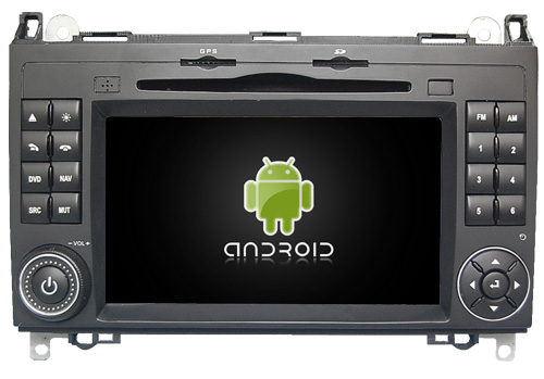 S190 FOR MERCEDES BENZ A B CLASS Android Car Dvd Navi Player audio multimedia auto stereo