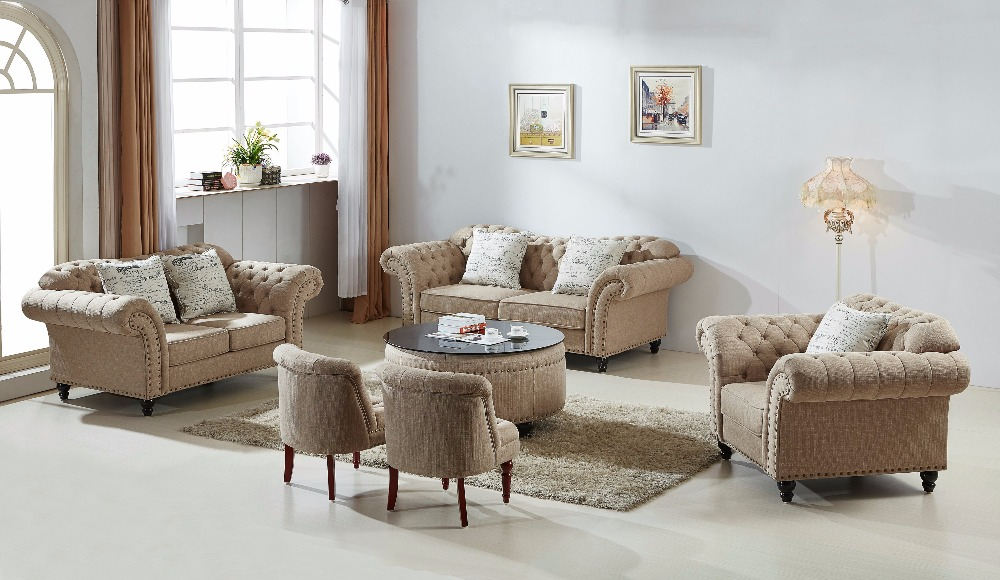 US $1317.5 15% OFF|Bean Bag Chair Muebles De Sala Muebles 2018 New Time  limited Sectional Sofa Fabric Modern Armchair Sofas For Living Room Set-in  ...