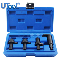 UTOOL Timing Impostazione di Bloccaggio Tool Set Kit PER Vag/Vw/Skoda/Polo/Fabia/Ibiza/ lupo/Fox 1.2L 6/12 V 3 Cyl