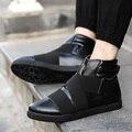 Мужчины Обувь Повседневная Высокого Верха Обуви На Открытом Воздухе Досуг Обувь мужчины zapatillas deportivas Мужская Тренеры Tenis Cofortable Обувь