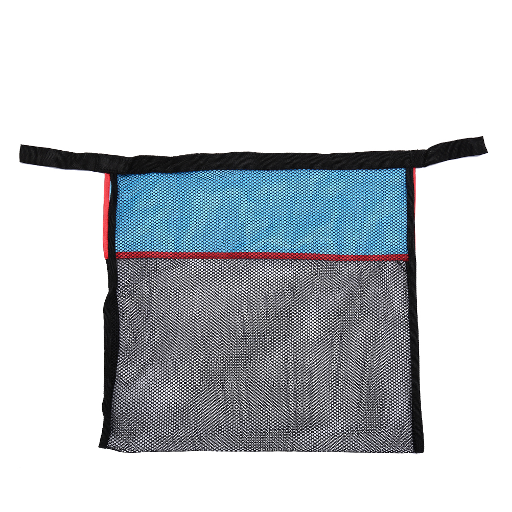 2 Pack Floating Pool Chair Noodle Sling Swimming Mesh Net Seat Water Float Blue