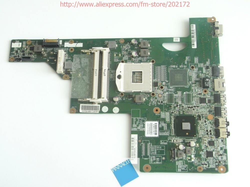 615849-001 605903-001 scheda madre per HP G62 G72 CQ62