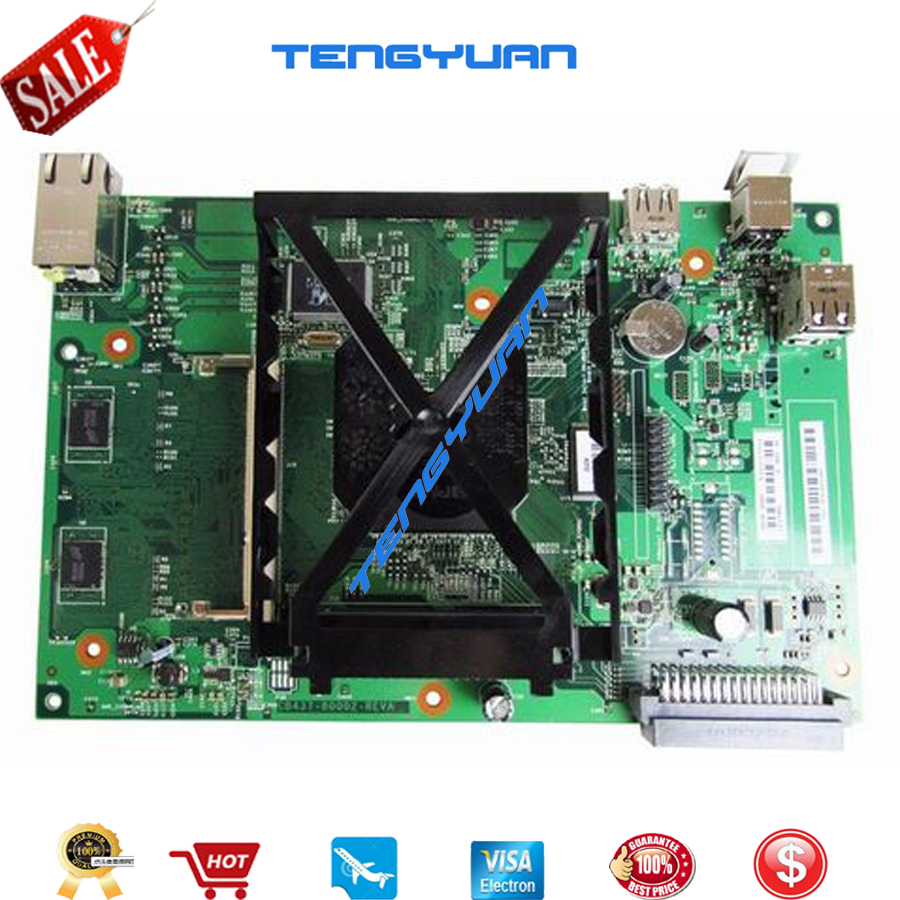 Free shipping 100% test  for HP4015 P4015N Formatter Board CB438-60002 CB438-67901 printer partson sale